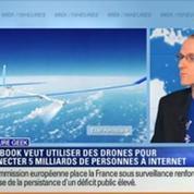 Culture Geek: Facebook veut connecter le monde grâce à des drones