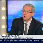 Haulotte Group: reprise sensible de l'activité commerciale: Alexandre Saubot, dans GMB –
