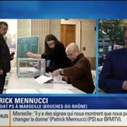 BFM Story: Second tour des élections municipales à Marseille: Patrick Mennucci y croit encore –