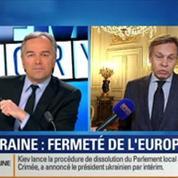 BFM Story: Ukraine: l'Union Européenne a confirmé les sanctions politiques contre la Russie et l'a menacée de sanctions économiques