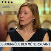 Les secrets du métier d'art, dans Goûts de luxe Paris – 5/8