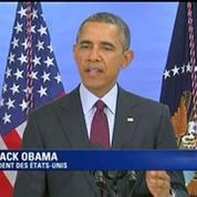 Barack Obama estime que la Russie est en train de violer la loi internationale