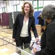 Municipales 2014: Nathalie Kosciusko-Morizet a voté