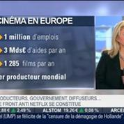 Alain Terzian, Union des producteurs de films, dans l'invité de BFM Business –