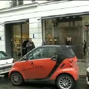 Braquage du magasin parisien Colette : 600 000 euros de préjudice