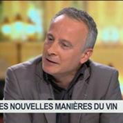 Les nouvelles manières du vin, dans Goûts de luxe Paris – 3/8