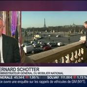 Le Paris de Bernard Schotter, Mobilier national, dans Paris est à vous –