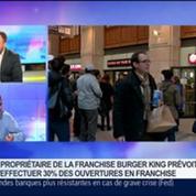 Burger King ouvrira 25 restaurants dans les grandes villes de France, Jocelyn Olive, dans GMB –