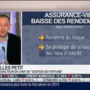 Assurance-vie: Que faire face à la baisse des taux de rendement ?: Gilles Petit, dans Intégrale Placements