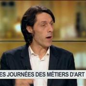 Les Journées Européennes des Métiers d'Art, dans Goûts de luxe Paris 2/8