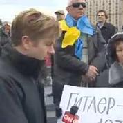 Ukraine : Kiev mourns while Crimea celebrates
