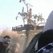 Israel intercepts Syrian rockets to Gaza