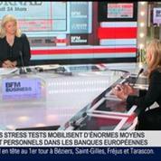 Marie-Anne Barbat-Layani, directrice générale de la Fédération Bancaire Française (FBF), dans Le Grand Journal 3/4