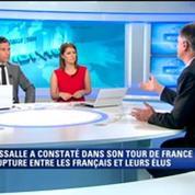 Jean Lassalle estime que les Français veulent aller vers l'espoir mais ne savent pas quoi faire
