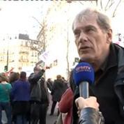 Droits des femmes: des milliers de personnes dans les rues de Paris