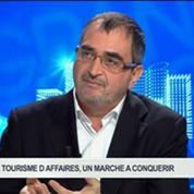 Émission spéciale tourisme: Christian Delom, Hervé Becam, Laurent Queige, et François Navarro, dans Grand Paris 3/4