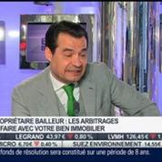 Propriétaire bailleur: les arbitrages à faire avec son bien immobilier: Stéphane Desquartiers, dans Intégrale Placements –