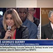 Le Soir BFM: Menaces de mort sur Hollande, le parquet de Paris ouvre une enquête 5/6