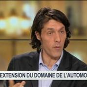 L'extension du domaine de l'automobile, dans Goûts de luxe Paris – 3/8