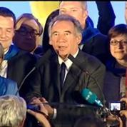 Municipales 2014 à Pau: quand François Bayrou débute de manière improbable son discours
