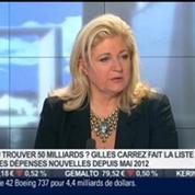 Gilles Carrez, Commission des finances à Assemblée nationale, dans l'invité de BFM Business –