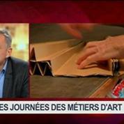 Les Journées Européennes des Métiers d'Art, dans Goûts de luxe Paris – 3/8