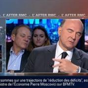 BFM Politique: L'After RMC: Pierre Moscovici répond aux questions de Véronique Jacquier 6/6
