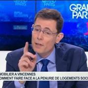 Émission spéciale Municipales à Vincennes: Laurent Lafon, François De Landes et Pierre Serne, dans Grand Paris 1/2