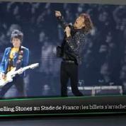 Top Média - Les Rolling Stones au Stade de France : les billets s'arrachent en 20 min
