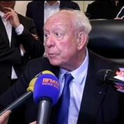 Jean-Claude Gaudin: les Marseillais n'ont pas voulu de double peine