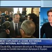 Caroline Fourestet Sylvain Crépon: Le face à face de Ruth Elkrief –