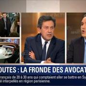 Le Soir BFM: Affaire Sarkozy et Herzog: un avocat peut-il être mis sur écoute ? 3/4