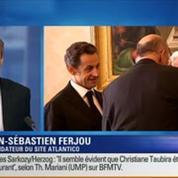 BFM Story: Nicolas Sarkozy enregistré par Patrick Buisson: pourquoi la justice a-t-elle ordonné le retrait des enregistrements du site Atlantico?