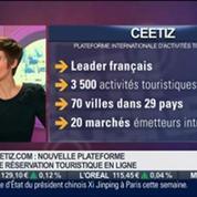 Made in Paris: Éric Blanc, Ceetiz.com, dans Paris est à vous