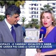 Municipales: Habib espère garder Pau dans le giron de la gauche