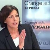 Anne Hidalgo rend NKM responsable de la pollution