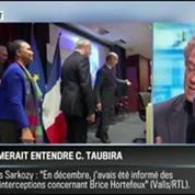 Le parti pris d'Hervé Gattegno: Écoutes de Sarkozy: Pourquoi Christiane Taubira a menti ?