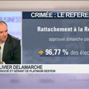 La minute hebdo d'Olivier Delamarche: La tentative d'isolation de la Russie par les USA