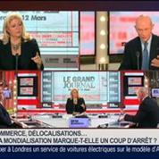 E. Lechypre: La mondialisation subit-t-elle un coup d'arrêt ?