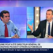 Peugeot a signé un nouveau partenariat avec Dongfeng, Maxime Picat, dans GMB –