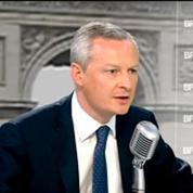 Ecoutes de Nicolas Sarkozy: Bruno La Maire s'interroge où est le président de la République? -
