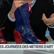 Les secrets du métier d'art, dans Goûts de luxe Paris – 7/8