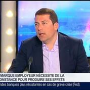 Les nouveaux critères d'attractivité des entreprises privées selon Randstad, François Béharel, dans GMB –