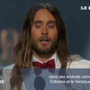 Oscars : Jared Leto, meilleur second rôle