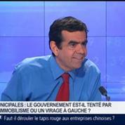 Mauvais scores des candidats PS: Il faudra regarder plus en détail les signaux envoyés par les électeurs, Jean-Marie Le Guen, dans GMB –