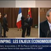 Le Soir BFM: Xi Jinping en France: quels sont les enjeux économiques de cette visite d'État ? 4/4