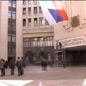 Crimée: quatre jours après le référendum, le parlement change de nom
