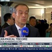 Quid de la relation économique franco-chinoise?: Jean-Pascal Tricoire, dans Intégrale Bourse –