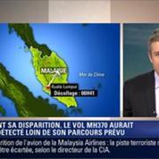 Le Soir BFM: Disparition de l'avion de la Malaysia Airlines: la CIA n'écarte pas la piste terroriste 2/6