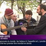 Showbiz: Le trio de la rue Ketanoucartonne déjà avec leur nouvel album à l'approche de leur tournée en France